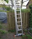 Lange ladder drie delig