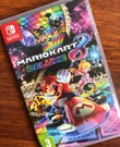Nintendo Switch Game Mario Kart Deluxe 8