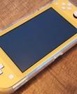 Switch Lite met games
