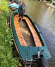 Stalen Grachtenboot / Sloep (12 pers.)