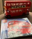 Lego Londonse Dubbeldekker