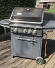 Gasbarbecue Patton Patron 3+ Zijbrander gas bbq