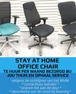 Professionele bureaustoelen