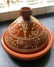 Tajine van aardewerk