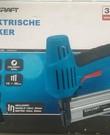 Elektrische Tacker (Excl. nieten / spijkers)
