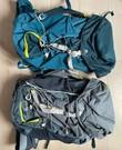 2 backpacks a 40 liter voor kinderen
