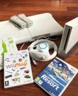 Nintendo Wii met diverse spellen