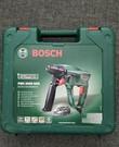 Bosch boorhamer met diverse boortjes
