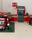 Lego Brandweerkazerne