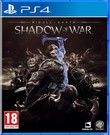 Lord of the Rings Shadow of War Ps4