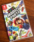Nintendo Switch Game Mario Party