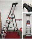 Stabiele ladder 3.25 m werkhoogte - 6 treden