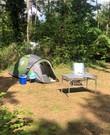 Camping tafel