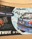 Thule fietsendrager achterklep (clip-on 9101)