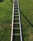 Telescopische ladder (2x ca 3 meter)