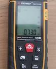 Afstandmeter met laser