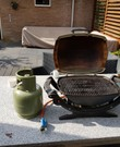 Gas barbecue Weber