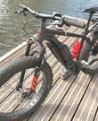 Elektrische Fatbike - een coolere fiets moet nog worden uitgevonden. Je kunt 'm nu