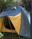 Tent, 2 pers of 3 kids