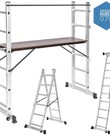 Ladder 2,75m / trapladder 1,6m