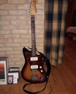 Fender Jazzmaster Sunburst  65'