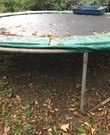 Grote trampoline diameter 4.3