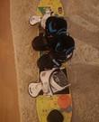 Snowboard voor kleuter / kind