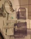 Dubbele keukenmachine (Braun)