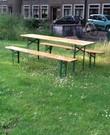 Biertafel met 2 Bierbanken (set)