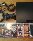Playstation 3 met console en spellen