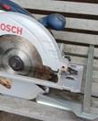 Cirkelzaag Bosch Blauw professional gks 190
