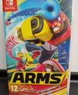 Nintendo Switch Game  Arms
