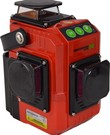 Laser FUTECH Professioneel 360 green lasertoestel