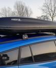 Dakkoffer 550 liter en dakdragers (alleen voor nieuwe Ford Focus)