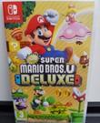 Nintendo Switch Game - Mario Bros Deluxe