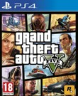 PS4 - Grand Theft Auto 5 (GTA V)