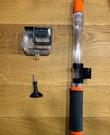Case Behuizing + Selfie Stick Waterdicht voor GoPro en Action Cameras