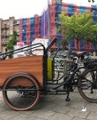 Elektrische bakfiets te huur €25 p/dag - Electric Cargo Bike for rent €25 p/day