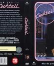 Cocktail (Tom Cruise & Elisabeth Shue) 1988. - DVD