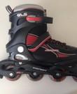 Inline skates met beschermers (maat 44)