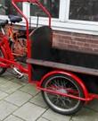 Driewiel transportbakfiets