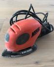 Black & Decker Mouse - Detailschuurmachine