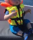 Zwemvest (reddingsvest) voor baby/dreumes 5-15kg