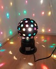 Disco-lichtbol