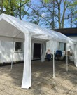 Grote partytent 8x4