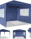 Party / pop-up tent met zijwanden