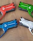 Lasergame guns