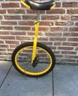 Eenwieler eenwiel fiets