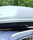 Dakkoffer 500 liter met dakdragers (Peugeot 308SW)