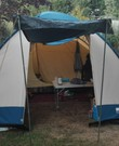 4 persoons koepeltent tent